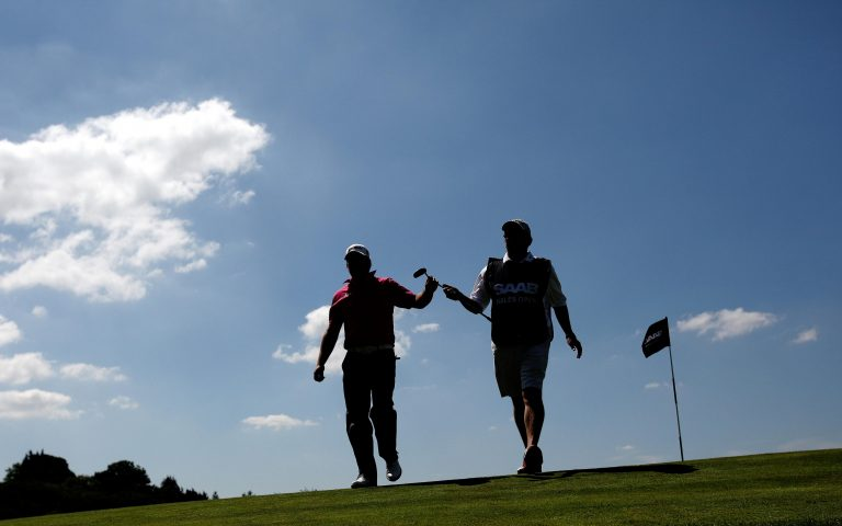 Golf – The Saab Wales Open 2011 – Round Two – The Celtic Manor Resort