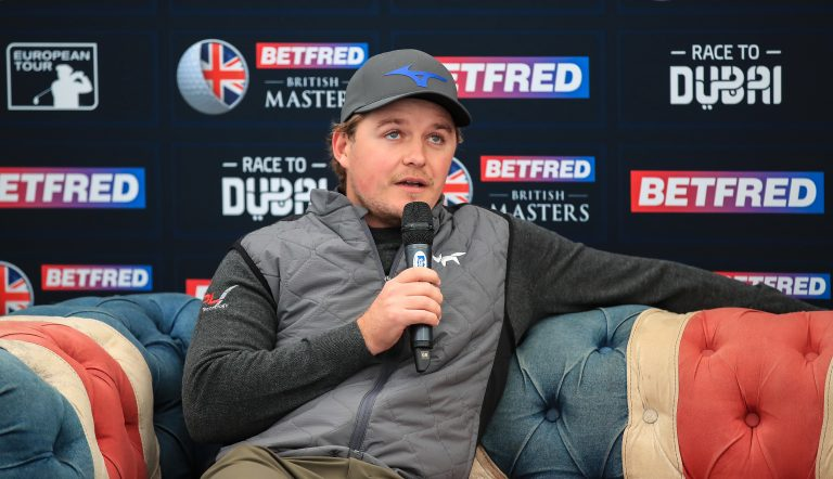Eddie Pepperell