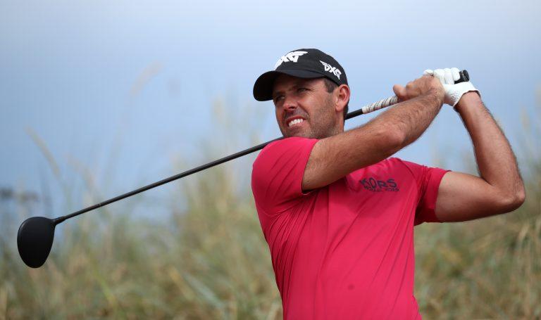 Former Masters champion Charl Schwartzel finished three shots adrift of Thompson