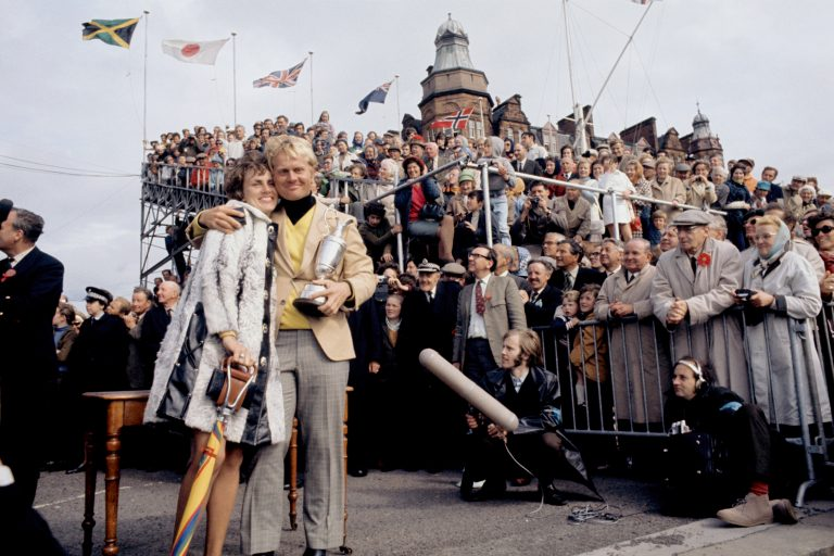 Nicklaus revealed in July that he and his wife Barbara had tested positive for Covid-19 during the early stages of the pandemic