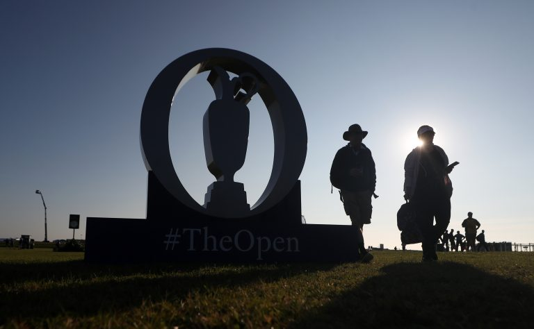 The Open 2021 – Day One – The Royal St George's Golf Club