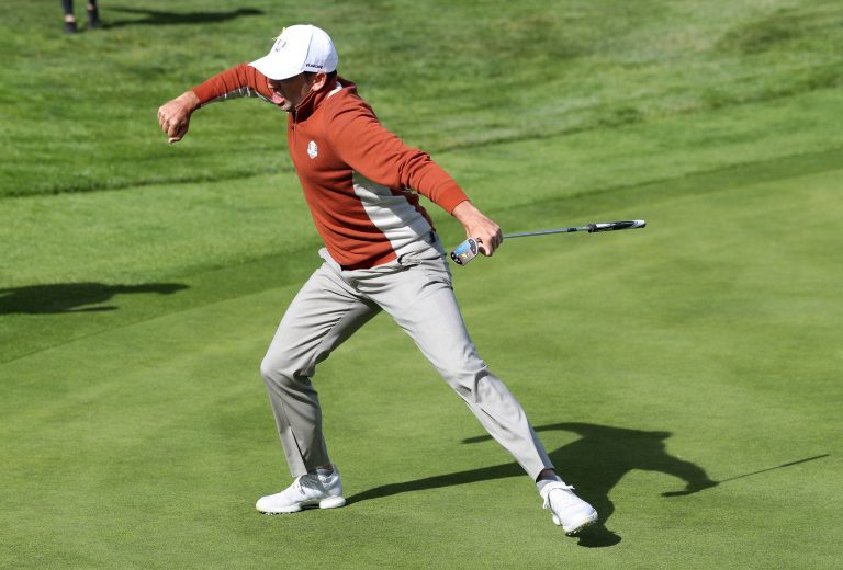 Garcia has helped Europe win the Ryder Cup six times